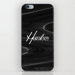 Hanker Magazine – Issue Five w/ Logo iPhone Skin