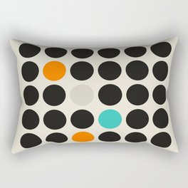 Bauhaus vintage poster 1923. Rectangular Pillow
