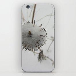 Snow Spike iPhone Skin