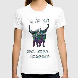 Rara siameser T-shirt