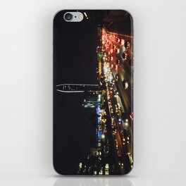 DOWNTOWN L.A. - PHOTOGRAPHY iPhone Skin