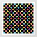 Lovely Dots Pattern by uniqued