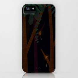Mouse lemurs iPhone Case