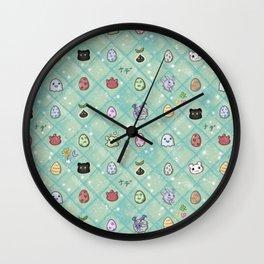 Nade Nade Wall Clock