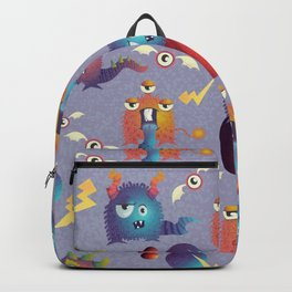 Monster in your head Backpack