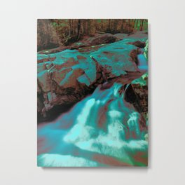 Waterfall3 Metal Print