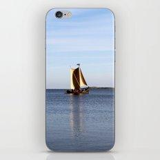 nida iPhone & iPod Skin