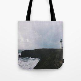 Yaquina Lighthouse Tote Bag