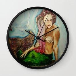 Ari Wall Clock
