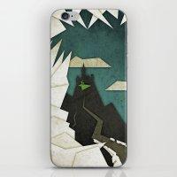 edward scissorhands iPhone & iPod Skins featuring Edward Scissorhands by Fontolia (Katie Blaker)