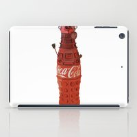 dalek iPad Cases featuring Dalek-Cola by colleencunha