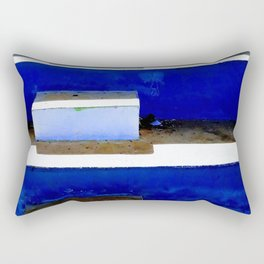 Going Up Rectangular Pillow