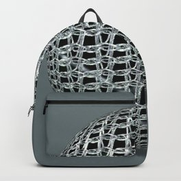 Chain Mail Armor Orb Backpack