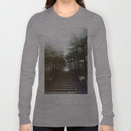 I will follow you into the dark. Long Sleeve T-shirt