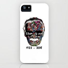 RIP Stan Lee iPhone Case