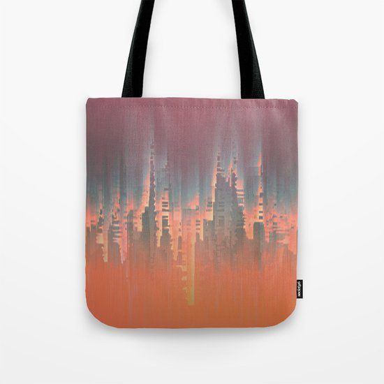 Reversible Space II Tote Bag