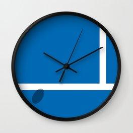 """""""IN"""" - Hawk-Eye Wall Clock"""