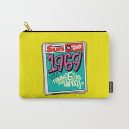 Lousy With Hippies (PAR102) Carry-All Pouch