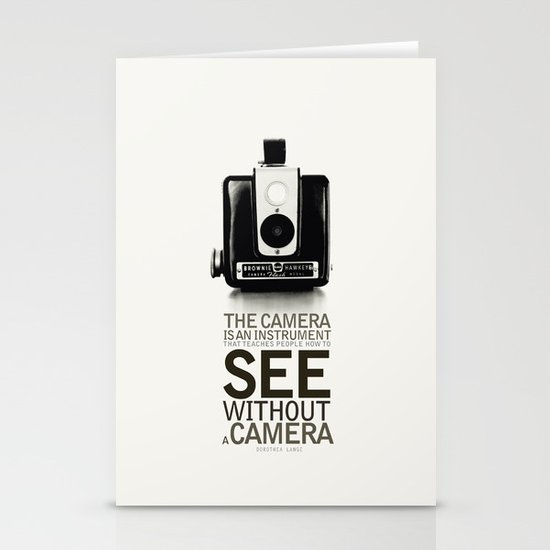 BROWNIE HAWKEYE Stationery Cards