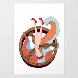 sailor soul color Art Print