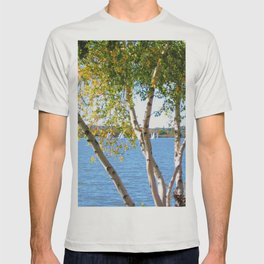 Sailing through the Birch T-shirt