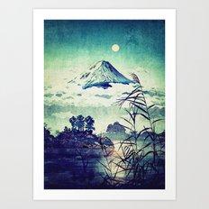 The Midnight Waking Art Print
