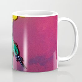 Red mask turtle Coffee Mug