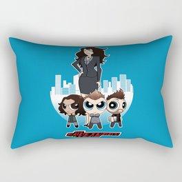Powerpuff Sanctuary Rectangular Pillow