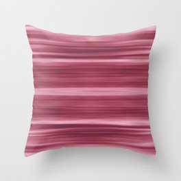 Abstraction Serenity in Rose Throw Pillow