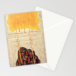 Gimme Your Lunch Money Stationery Cards
