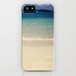 The Devil's Isles iPhone Case