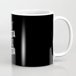 Eat Pasta Run Fasta Coffee Mug
