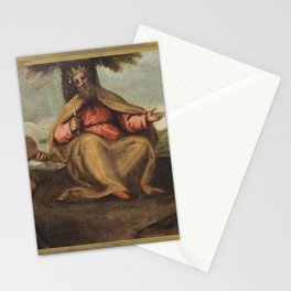 Paolo Veronese - The Judgment of Midas Stationery Cards