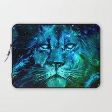 Cosmic lion  Laptop Sleeve