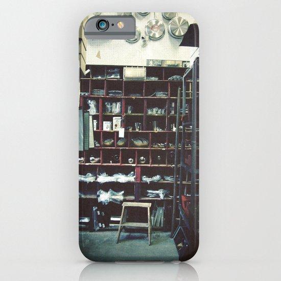 Paris Cook Shop iPhone & iPod Case
