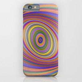 Happy Hypnosis iPhone Case