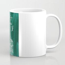 Good Thoughts Coffee Mug