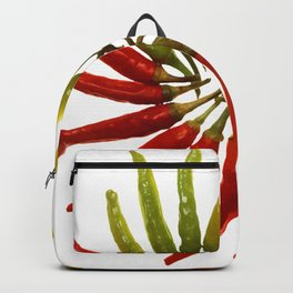Chili Color Wheel Vector Backpack