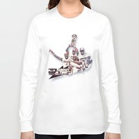 nba Long Sleeve T-shirts featuring Lebron//NBA Champion 2012 by Largetosti