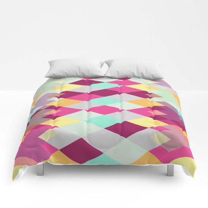Tribal IV Comforters