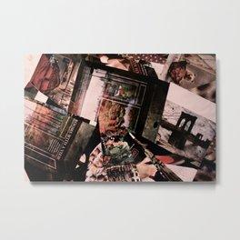 Camera Obscura Metal Print