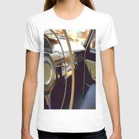 car T-shirts featuring Car  by Kristina Haritonova