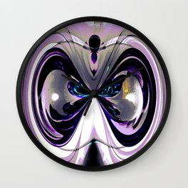 """Space Thing 2"" Wall Clock"