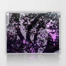 Purple Branches Laptop & iPad Skin