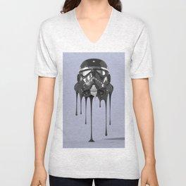 Shadowtrooper Melting 01 Unisex V-Neck