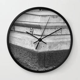Old Grave Wall Clock
