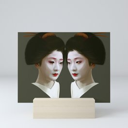 Geiko Mini Art Print