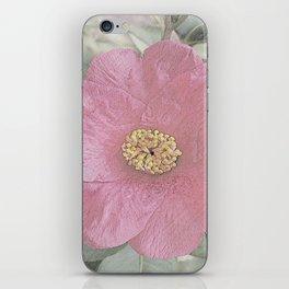 Camellias - sketch iPhone Skin
