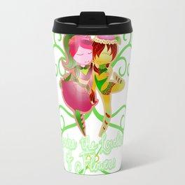 The loveliest flower Travel Mug