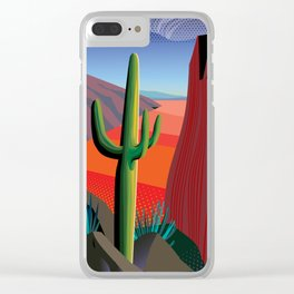 Gringo Pass Clear iPhone Case